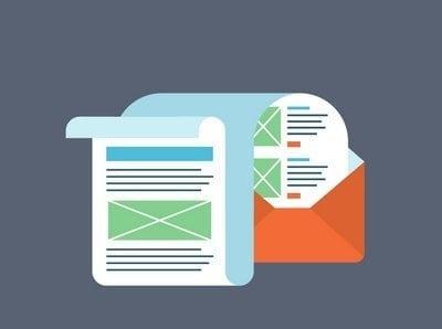 nieuwsbrief ontwikkelen voor je website