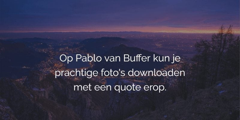 quotes van Pablo voor je website