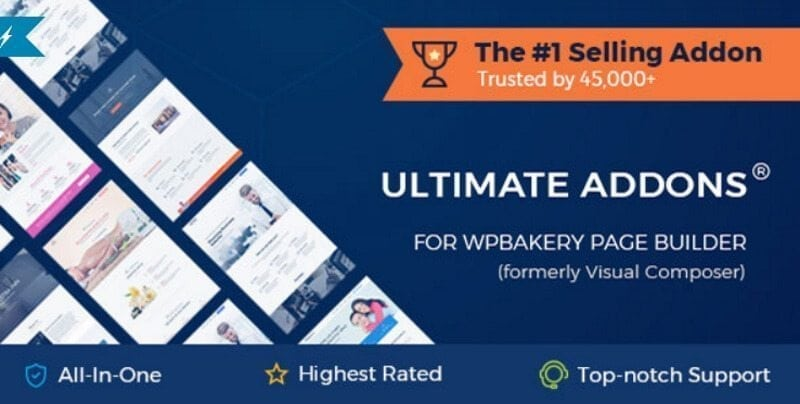 Ultimate Addons for WPBakery Page Builder plugin