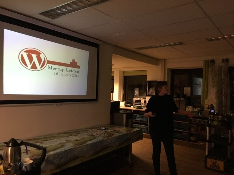 meetup leiden wordpress