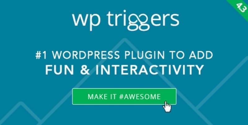 wp triggers plugin