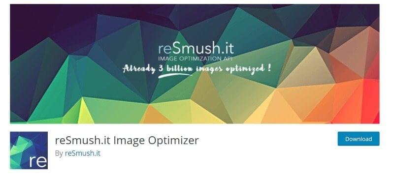 fotoprogramma foto's comprimeren resmush.it