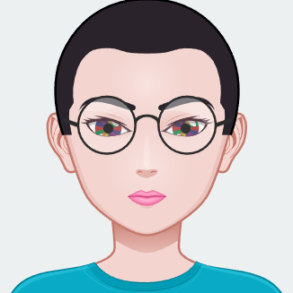 avatar meisje voorbeeld 1